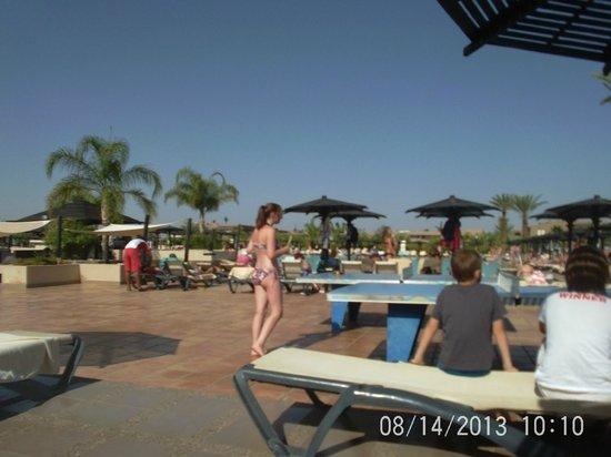 ClubHotel Riu Tikida Palmeraie: Huge pool area