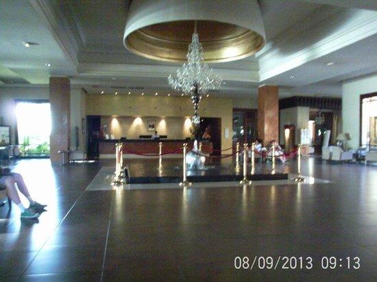 ClubHotel Riu Tikida Palmeraie: Reception