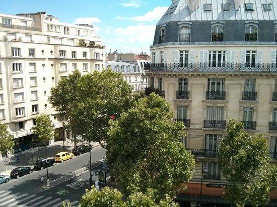 Ibis Paris Gare de Lyon Ledru Rollin 12eme: Vistas desde la habitación del hotel en la sexta planta