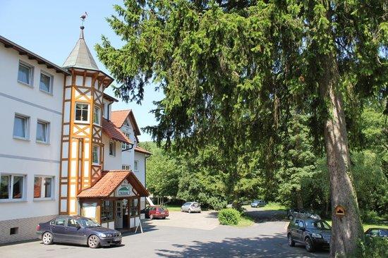 Gasthaus-Hotel Milseburg: Milseburg