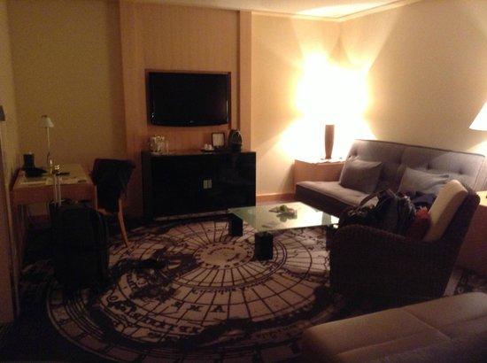 Le Meridien Munich: Living room