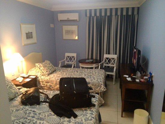 Rio Design Hotel: quarto