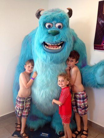 Camping Le Village Parisien: Meeting sully!!!