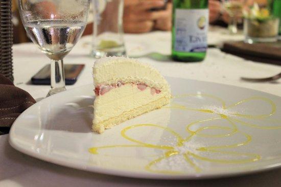 Pizzeria Da Volpe: Dessert