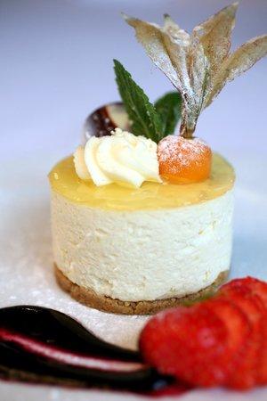 The Glasshouse Brasserie: Cheesecake