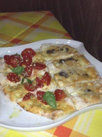 Pizza Island: giro pizza