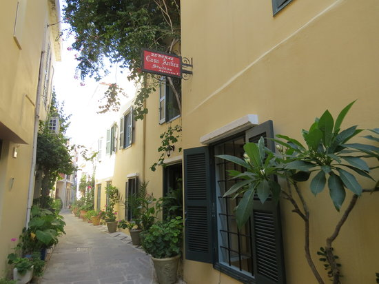 Casa Antica: Our charming hotel