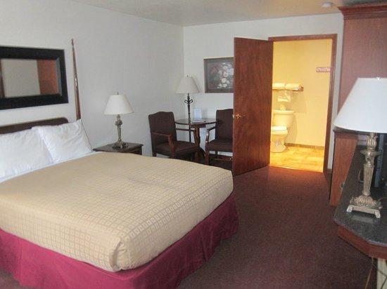 Ouray Victorian Inn: Room