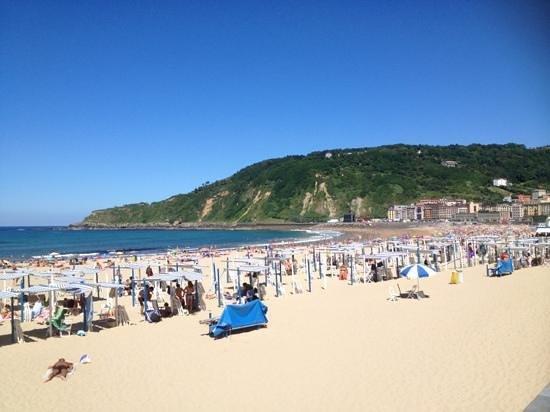 Playa de Zurriola: glorious Zurriola