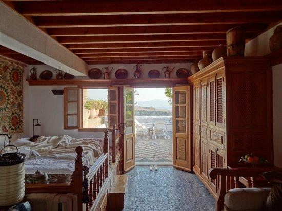 Melenos Lindos Hotel: Room