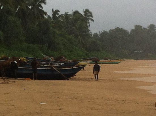 Surya Lanka Ayurveda Beach Resort: Bucht von Matara-Surya Lanka