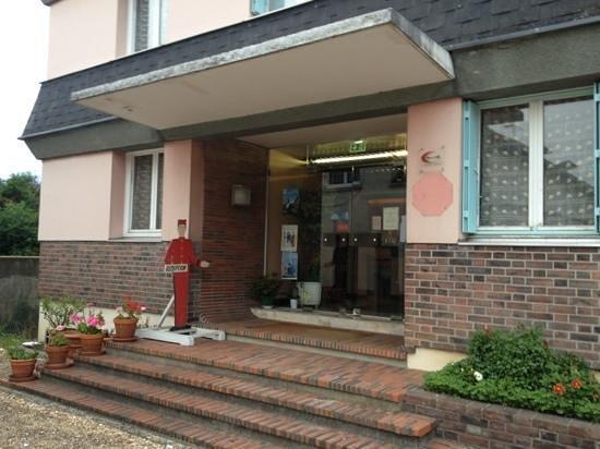 Hotel du Haut Marais : ingresso