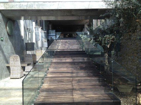 Areias do Seixo: Couloir