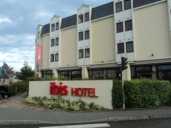 Ibis Le Mans Centre: L'hotel