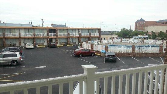 Knights Inn Atlantic City: Pool