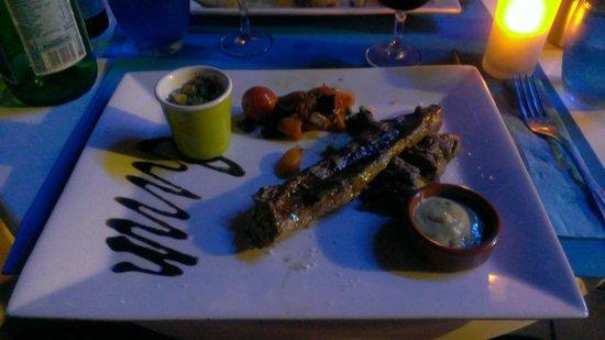 Restaurant Brasserie Les Vagues : Pièce du boucher