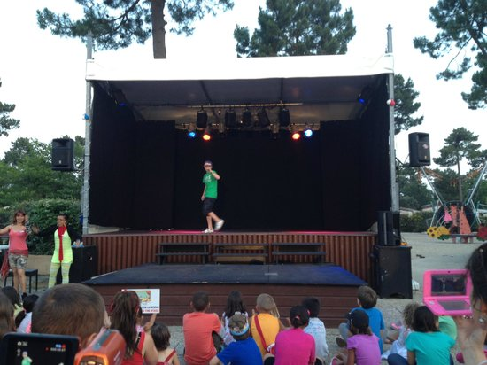 Siblu Villages - La Pignade: Kids talent show