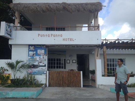 Hotel Punta Ponto: Punta Ponte
