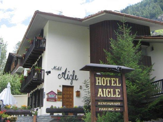 Hotel Aigle: L'hotel