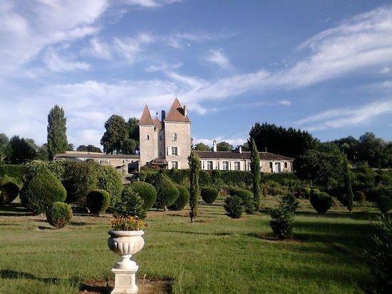 Grezet-Cavagnan, Франция: Vue d'ensemble