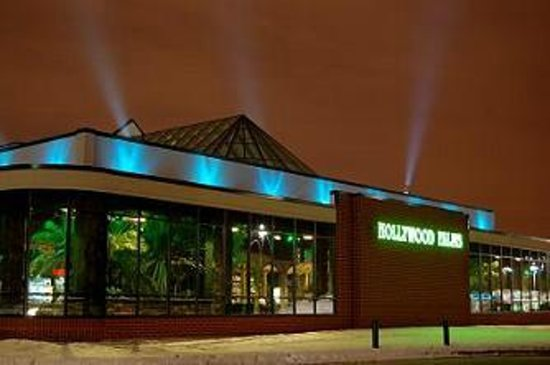 Hollywood Palms Cinema: outside