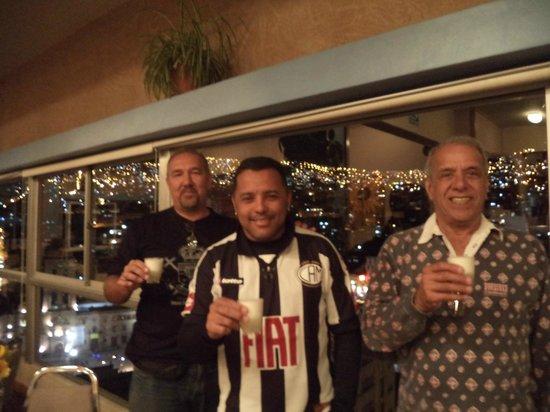 Hotel Gloria La Paz: RESTAURANTE