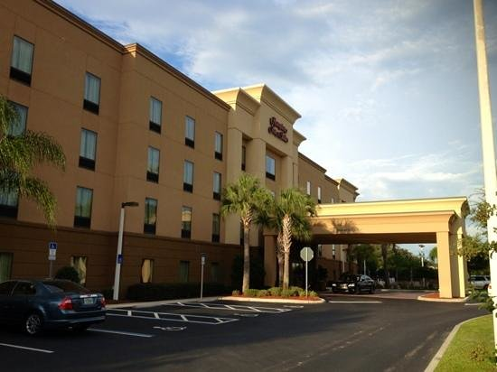 Hampton Inn & Suites Ocala - Belleview: Exceptional Hampton convenient to I-75