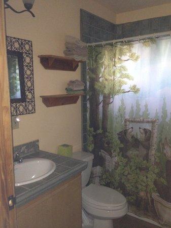 Bathroom Picture Of Yosemite Hilltop Cabins Yosemite