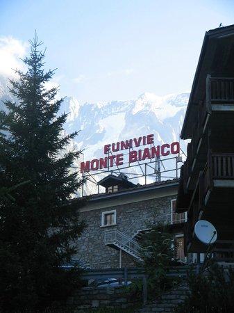 Hotel Aigle : Nei dintorni