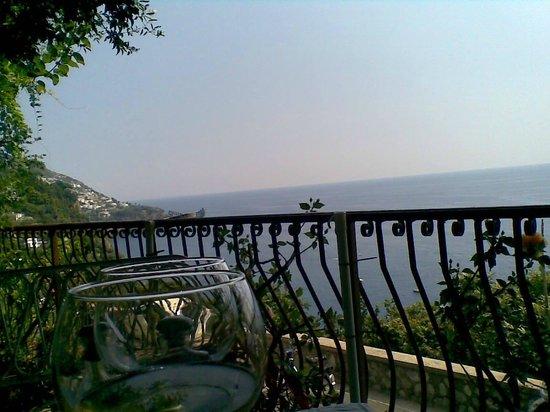 Al Barilotto Del Nonno: terrazza