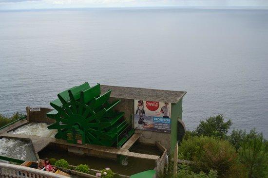 Mercure Monte Igueldo: Vue du restaurant