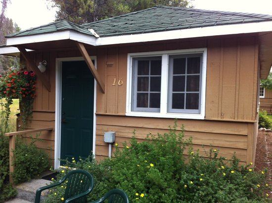Bear Hill Lodge: Cottage 16