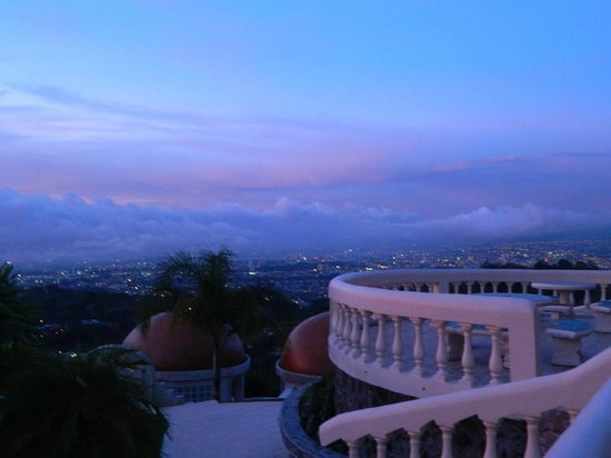 Hotel Mirador Pico Blanco: Our view