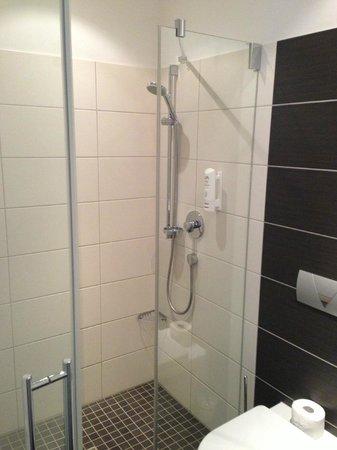 Reit und Sporthotel Eibenstock: Shower