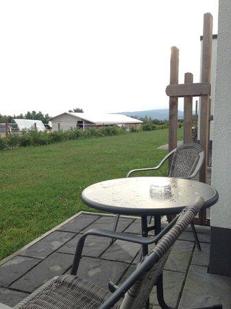 Reit und Sporthotel Eibenstock: Terrace