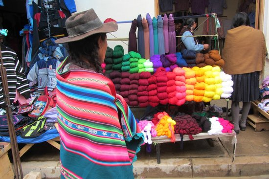 Sunday Textile Market 사진
