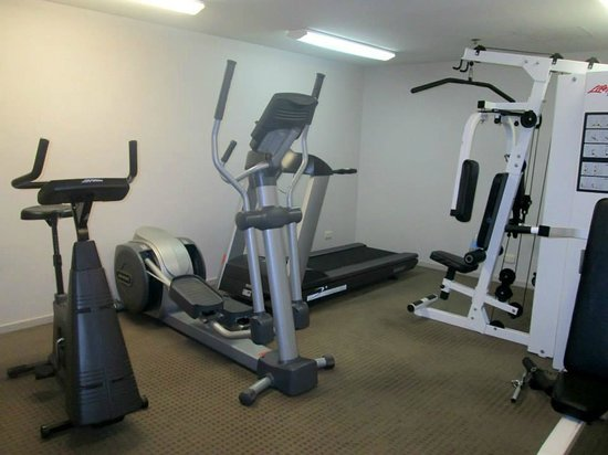 Hotel Grand Chancellor Adelaide on Currie: Fitness Center