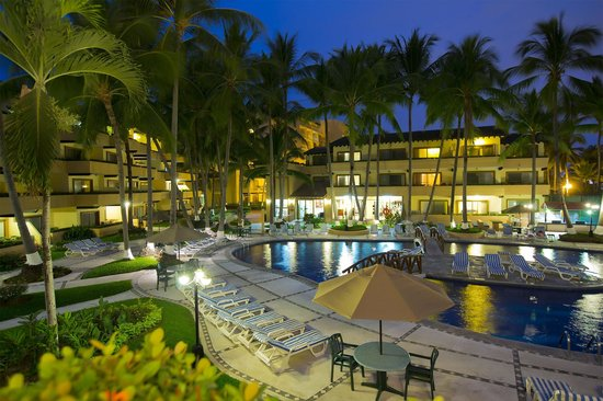 Villa del Palmar Beach Resort & Spa: Main Pool