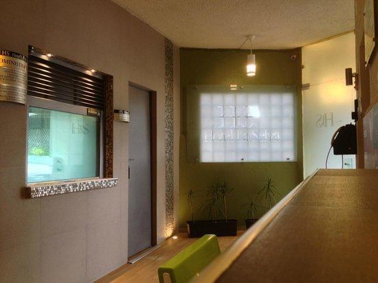 Hotel La Selva: Lobby