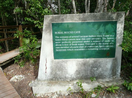Ocean Reef Yacht Club & Resort: explore the caves at Lucayan National Park