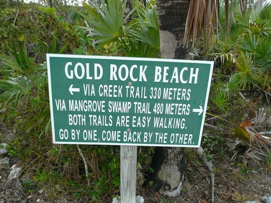 Ocean Reef Yacht Club & Resort: Gold Rock Beach