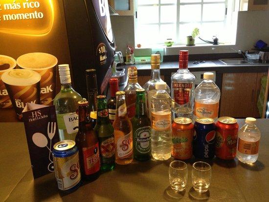 Hotel La Selva : CAFE-BAR-SNACKS