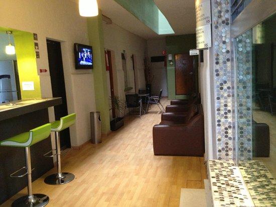 Hotel La Selva : Lobby