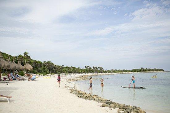 Soliman Bay, Mexico: Beach