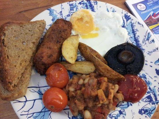Milgi: the breakfast