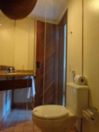 SESC Enseada Praia Hotel: Amplo