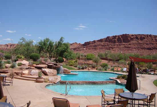 The Inn at Entrada: Pool Area