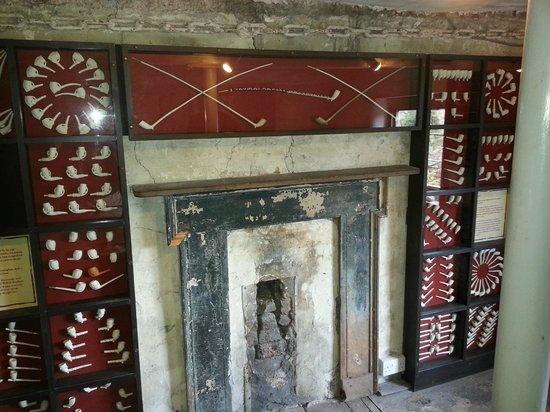 Broseley Clay Pipe Museum