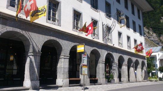 Restaurant Stadthaus Unterseen Interlaken