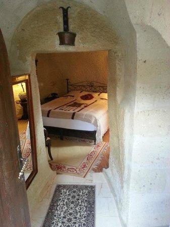 Cappadocia Cave Suites: Cave room # 105